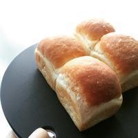 ミニ食パン と 11か月 - Refreshments::Sweets:Bread