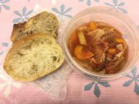 デトックススープとパン - 続・yumyum happy