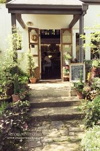 山の後は川辺へ**川辺のカフェ・Do!Reuri - きまぐれ*風音・・kanon・・
