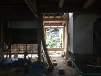 天理の家 進捗状況12 - 国産材・県産材でつくる木の住まいの設計 FRONTdesign  設計blog