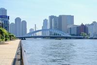 重要文化財 【永代橋】 画像 - 近代文化遺産見学案内所