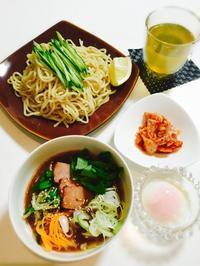 お夜食・つけ麺☆ - Mi-Rinのおいしいもの日記