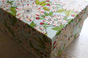 誘惑に負けてしまう美しい箱~いせ辰~ - ビーズ・フェルト刺繍作家PieniSieniのブログ