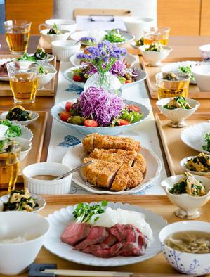 低温スチーミングコース3回目 - Fcafe cooking studio