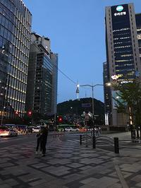 韓国出張 - 向日市から世界へ  ツマヨウジから建築まで・・・