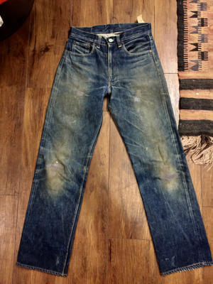 LEVI'S 504ZXX - VINTAGE CLOTHING & ANTIQUES  TWO FACE 気まぐれ日記