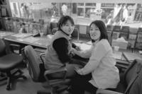 水原(スウォン)駅前の観光案内所の今昔 韓国 ネオパン400 PRESTO - ピンホール写真 Pinhole Photography 旅(非日常)と日常(現実)を行きつ戻りつ