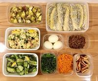 【常備菜】今週の常備菜レポート&夏は麺!にも使える常備菜。 - 10年後も好きな家