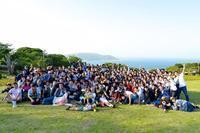 全店スタッフ集まって、能古島でバーベキュー大会 - Atmos back office! vol.3