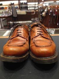 気になるつま先の擦れには… - 銀座三越5F シューケア&リペア工房<紳士靴・婦人靴・バッグ・鞄の修理&ケア>