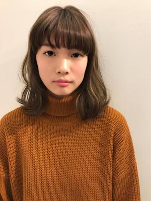 ハイライトカラー - COTTON STYLE CAFE 浦和の美容室コットンブログ