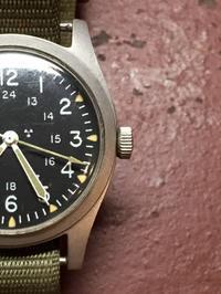 5月27日(土)大阪店スーペリア&アクセサリー入荷!#1Militaryアクセサリー!ハミルトン時計!! - magnets vintage clothing コダワリがある大人の為に。