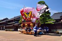 富山散歩~県東部388~岩瀬曳山車祭「東のけんか山」 - Tomの一人旅~気のむくまま、足のむくまま~