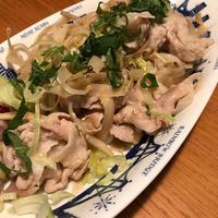 豚バラとごぼうのピリ辛炒め@「行正り香の自分定食」聞いただけで食べたくなるメニューでしょ♪ - Isao Watanabeの'Spice of Life'.