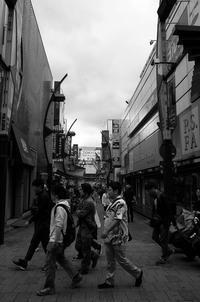 東京 2017 05 B&W #22 - Yoshi-A の写真の楽しみ