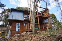 森を切り取る4m×1.9mの大開口木製建具 - アトリエMアーキテクツの建築日記