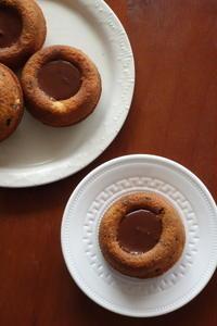 ティグレ風チョコチップ入りマドレーヌ - Baking Daily@TM5