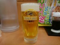 5/24 桜エビ汁なしラーメン¥590大盛り無料 + 生ビール中¥310@日高屋 - 無駄遣いな日々