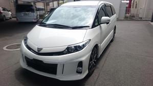 エスティマ - ネッツトヨタ兵庫加古川U-Car店ブログ