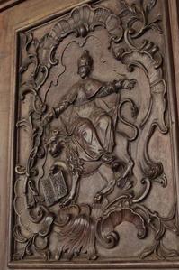 ドゥカーレのちいさな装飾 ~Palazzo Ducale~ - 鴉の独りごと