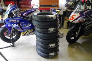 タイヤ値上がりについて - ALPHINブログ