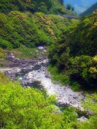 涼風滝めぐり22「雨竜の滝」と中津渓谷 - つれづれ日記