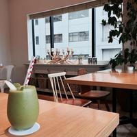 海を眺めるカフェ@ & ima KITCHEN - FELICE