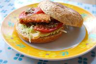 ベーグルサンドの朝ごぱん - 料理研究家ブログ行長万里  日本全国 美味しい話