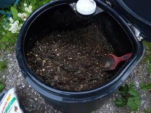 堆肥 - 大工のひとりごと