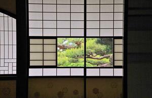 防府毛利邸と山口一貫野の藤 - ☆☆☆の旅日記