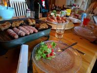 Barbecue & Best Friend in Finland - Daily Paskaa