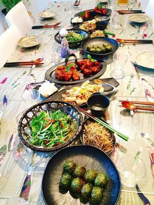 - 今日も食べようキムチっ子クラブ (我が家の韓国料理教室)
