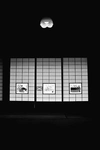 青葉月 寫誌 ㉓ 脇本陣の「丈の間」をモノクロで撮る - le fotografie di digit@l