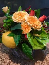 6月のフラワーレッスン - ~ Flower Shop D.STYLE ~ (新所沢パルコ・Let's館1F)