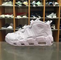 5月26日発売!NIKE UPTEMPO TRIPLE WHITE PACK - UPTOWN Deluxe 『FUKUOKA BEST SELECT SNEAKER SHOP』 SINCE 2001 福岡県福岡市中央区大名 1-1-2-2