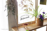 100円フレームとLABRICO(ラブリコ)で内窓風棚をDIY! - a piece of dream* 植物とDIYと。