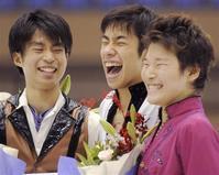 何度も観てしまう 2014年 スケートアメリカでの『第九』…なんだけど…織田くんの解説だったのですね! - Fouko