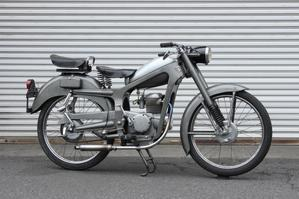 Capriolo 75 Turisumo 初期型 - Bat Motorcycles Italian
