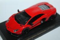 1/64 Kyosho Lamborghini CHINA OEM Aventador LP 720-4 - 1/87 SCHUCO & 1/64 KYOSHO ミニカーコレクション byまさーる
