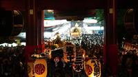 三社祭 - belakangan ini