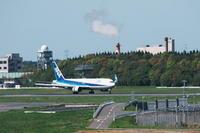 NRT - 16 - fun time (飛行機と空)