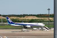 NRT - 18 - fun time (飛行機と空)