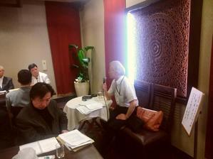 平成廿九年 五月廿三日第四囘 朱光出版社講演會參加於新宿區 - 同血社電腦瓦版