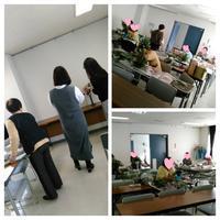今月から、第3火曜日は吹田市勤労者会館で開催してます(^^♪ - 花サークルAmelyの花時間
