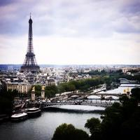 パリの思い出の風景 - 横浜・フランス&世界旅の料理教室 ~うららの味な旅 味な日々~
