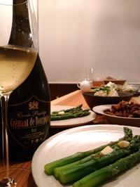 NO 89 <料理とワインとグラスのマリアージュ> - WAKICHI GLASS   Topics