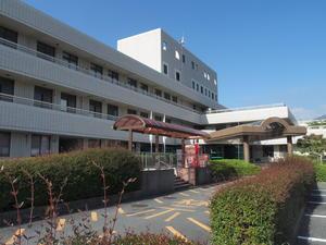旧いづはら病院 - 対馬散歩道
