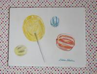 明日27日たまプラーザテラス・子供お絵描きミニ教室やります! - miwa-watercolor-garden
