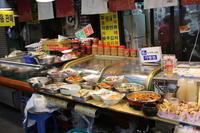 通仁市場でトシラクカフェ - マッシュとポテトの東京のんびり日記