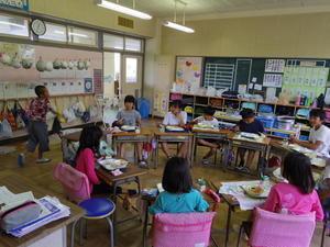 岬っ子給食・岬っ子遊び - にしの岬の子どもたち~西岬幼稚園・小学校~